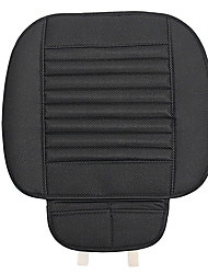 cheap -Car Breathable PU Leather Seat Cushion Universal Auto Front Chair Seat Cover Mat Pad