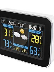Недорогие -Будильник Цифровой Металл Автоматические часы с ручным заводом 1 pcs
