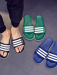 cheap -Men's Slippers / Boys' Slippers House Slippers Casual Rubber Shoes