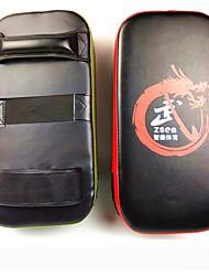 Недорогие -Мишени для боевых искусств Назначение Тхэквондо Плотное облегание Кожа PU Красный
