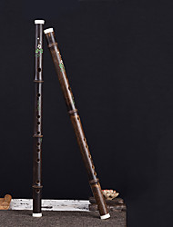 cheap -Vertical Bamboo Flute G/F/E/D/C Key
