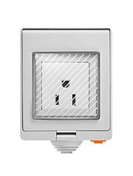 abordables -sonoff s55 tpf-de prise intelligente étanche wi-fi - nous plug