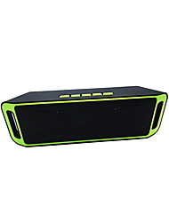 cheap -Wireless Outdoor Bluetooth Speaker Double Horn Bass Mini Bluetooth Stereo