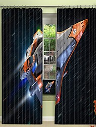 cheap -Rocket Digital Printing 3D Curtain for Launching Into Space High Precision Black Silk Fabric High Quality Curtain