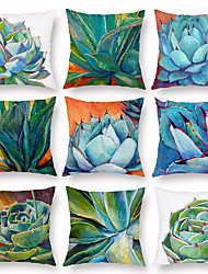 cheap -Creative Succulent Pillow Cases Home Furnishings Cushion Covers Nordic Pillow Cases