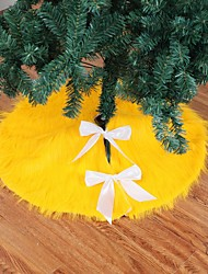 cheap -Holiday Decorations New Year's / Christmas Decorations Christmas Trees / Christmas / Christmas Ornaments Party / Decorative Gold 1pc