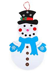 Недорогие -Праздничные украшения Украшения для Хэллоуина Рождественские украшения Декоративная Зеленый / Синий 1шт