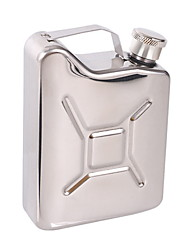 cheap -Hip Flask for Liquor Matte Black 5 Oz Stainless Steel Leakproof with Funnel, Great Gift Idea Flask