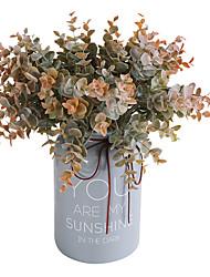 abordables -simulation plante argent feuille maison mariage décoration