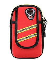 Недорогие -С ремешком на руку для Спортивные сумки Многофункциональный Водонепроницаемость Компактность Сумка для бега Ткань Универсальные Взрослые