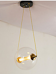 cheap -2-Light Modern Simple Designer Glass Restaurant Chandelier Light Luxury Personality Creative Bar Living Room Model Room Art Chandelier