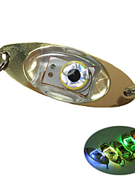 cheap -1 pc Fishing Light White Red Blue Green Plastic Waterproof Luminous LED Light Diving / Boating Fishing 200-500 m