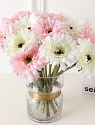 Недорогие -искусственные цветы 1 ветка классический современный современный вечный цветок настольный цветок