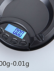 cheap -Jewelry scale Portable Digital Jewelry Scale Digital coffee scale For Office and Teaching Home life Kitchen daily
