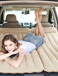 cheap -Car Inflatable Bed Car SUV Rear Mattress Air Cushion Bed Travel Bed Car Supplies Inflatable Bed