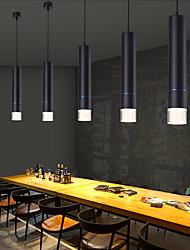 cheap -1-Light 6 cm Creative Adjustable Pendant Light Aluminum Acrylic Island Electroplated LED Nordic Style