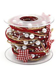 cheap -Holiday Decorations New Year's / Christmas Decorations Christmas Ornaments Decorative Red 1pc