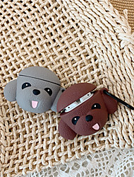cheap -3D Panda Earphone Cases for AirPods 2 Case Cute Cartoon for Apple Air Pods Protect Cover for Earpods Silica gel Case