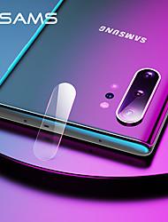 Недорогие -SamsungScreen ProtectorGalaxy Note 10 Зеркальная поверхность Протектор объектива камеры 1 ед. Закаленное стекло