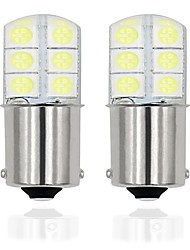 cheap -2PCS/lot 1156 P21W LED BA15S led 5050 12smd car led Bulbs lamp For Turn Signal Light brake light No error 12v