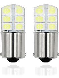 cheap -2PCS/lot 1156 P21W LED BA15S led 5050 12smd car led Bulbs lamp For Turn Signal Light brake light No error 12v