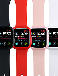 cheap -Watch Band for Apple Watch Series 5 / Apple Watch Series 4 Apple Sport Band Silicone Wrist Strap