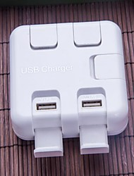 cheap -USB Charger W-856 5 Desk Charger Station with Smart Identification / with Quick Charge 3.0 US Plug / EU Plug / UK Plug Charging Adapter