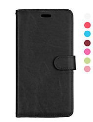 cheap -Case For Apple iPhone XS / iPhone XR / iPhone X Magnetic / Auto Sleep / Wake Up Full Body Cases Solid Colored PU Leather / TPU