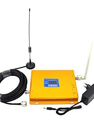 Недорогие -полоса 3/8 мобильного телефона 2 г 900 мГц 4 г 1800 МГц усилитель сигнала lte gsm dcs усилитель-повторитель сигнала сотового телефона с антенной штыря / присоски