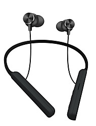 cheap -LITBest MS-T18 Neckband Headphone Wireless Sport Fitness Bluetooth 4.2 Noise-Cancelling Stereo Dual Drivers