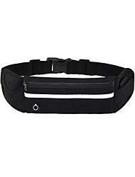 cheap -Running Waist Bag Sport  Packs For Music With Headset Hole-Fits Smartphones Sports Bags Fitness Belt Chest Pouch Water Bags