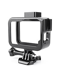 cheap -Smooth Frame Protection Best Quality Easy to Install For Action Camera Gopro 8 Outdoor Exercise Multisport Camping / Hiking / Caving Aluminum-magnesium alloy