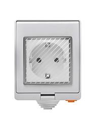 cheap -SONOFF S55 TPF-DE Wi-Fi Waterproof Smart Socket