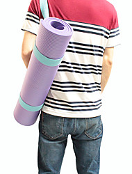 cheap -Yoga Mat Strap Yoga Mat Carrier-Carrying Strap Sports Cotton Yoga Pilates Exercise & Fitness Adjustable Length Durable Stretching For