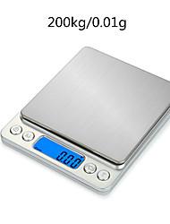abordables -balance électronique domestique multi-type balance de cuisine électronique anti-friction cuisine quotidienne
