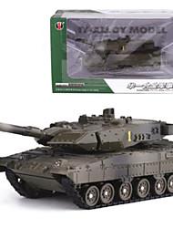 abordables -Véhicules à Friction Arrière Véhicule Militaire Tank Classique Nouveautés Classique & Intemporel Garçon Fille Jouet Cadeau