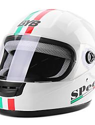 Недорогие -анфас мотоциклетный шлем точка флип модульный двойной козырек мотокросс 6 цвет