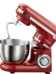 cheap -Tilt-Head Stand Mixer with Pouring Shield, 5-Quart, Empire Red