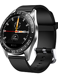 cheap -GT105 smart watch men IP67 waterproof 4 UI face 1.2 inch heart rate blood pressure call message remind smartwatch
