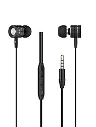 cheap -LITBest I7A Wired In-ear Earphone Wired Mobile Phone Noise-Cancelling Stereo with Volume Control