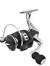 cheap -Fishing Reel Spinning Reel 5.5:1 Gear Ratio+13 Ball Bearings Hand Orientation Exchangable Sea Fishing / Bait Casting / Ice Fishing - RX3000 / Jigging Fishing / Freshwater Fishing / Carp Fishing
