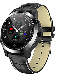 cheap -D8 Smartwatch BT Fitness Tracker Support Notify/ ECG/ Blood Pressure Measurement Sports Smart watch for Samsung/ Iphone/ Android Phones