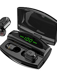 cheap -LITBest XG20 TWS True Wireless Earbuds Wireless Sport Fitness Bluetooth 5.0 Noise-Cancelling Stereo Dual Drivers