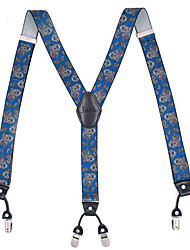cheap -Daily Wear / Festival Party Accessories Suspenders Gore Stretch Satin Wedding