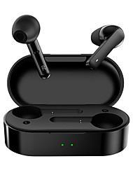 cheap -QCY T3 TWS True Wireless Earbuds Semi-in-Ear HiFi Headphone Smart Touch Bar Control IPX5 Waterproof Sport Fitness Bluetooth 5.0 Wireless Earphone DSP Noise-Cancelling Auto Pairing Headsets