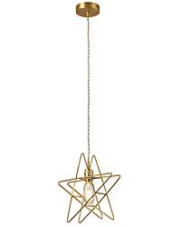 cheap -1-Light CXYlight 8 cm Pendant Light Copper Geometrical Modern / Nordic Style Generic