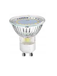 cheap -1pc 4 W 400 lm 18 LED Beads LED Spotlight Warm White Cold White 220 V 110 V