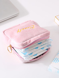cheap -Travel Luggage Organizer / Packing Organizer / Cosmetic Bag Multifunctional / Portable / Soft Simple Nail Remover / Hand Cream / Acrylic Nail Nylon Everyday Use / Traveling / Travel