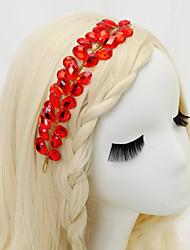 cheap -Paillette / Alloy Headpiece with Paillette 1 PC Wedding Headpiece