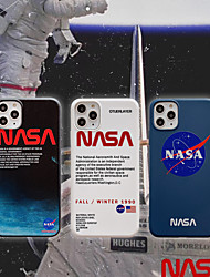 cheap -Case For Apple iPhone XS / iPhone XR / iPhone XS Max Dustproof / Pattern Back Cover Cartoon Silica Gel